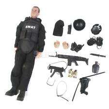 1/6 Special Forces Military Army Soldiers 12'' Action Figures Model Toy Set