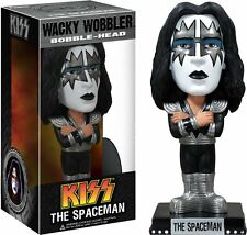 Kiss - Ace Frehley 'Spaceman' Wacky Wobbler Bobble Head Figure NEW In Box