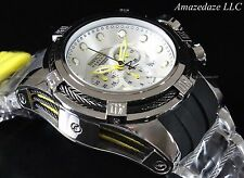 Invicta Men Reserve Swiss Bolt Zeus Stainless Steel Chronograph Watch-MSRP $2995