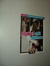 A145 ANGELINA JOLIE  '2007 ENGLISH CLIPPING