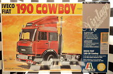 Italeri 0767 Iveco Fiat 190-38 Vintage Collection Truck 1:24 Plastic Model #767