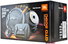 "JBL GTO509C 450 Watts 5.25"" 2-Way Car Component Speaker System 5-1/4"""