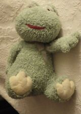 "Carlton Cards Green Frog Plush Stuffed Animal 18"" Tall"