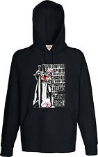 ENGLAND RUGBY HOODIE HOODIES CRY GOD FOR HARRY ST GEORGE NATIONS UNION MENS TOPS