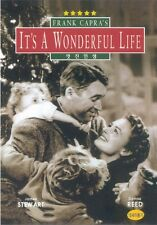 It's a Wonderful Life (1947) DVD (Sealed) - James Stewart