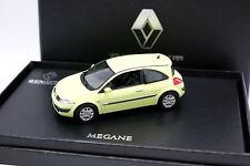 Norev 1/43 - Renault Megane Coupe Phosphorecent