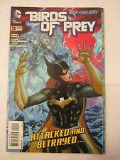 June 2013 DC Comics Birds Of Prey #19 Attacked and Betrayed...  NM  (JB-67)