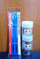TAMIYA Paint Stirrer and Mixing Jar 23ml 46ml set / Made in Japan