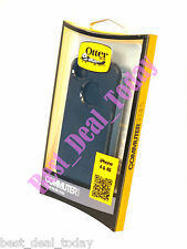 OTTERBOX COMMUTER SERIES SHELL CASE FOR APPLE iPHONE 4S 4-S BLACK VERIZON AT&T