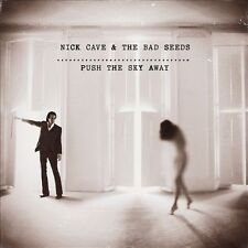 Push the Sky Away by Nick Cave/Nick Cave & the Bad Seeds (CD, Feb-2013, Bad...