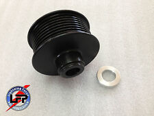 "2009-14 CADILLAC CTS-V 2012+ CAMARO ZL1 SUPERCHARGER BLOWER PULLEY LSA 2.50"" NEW"