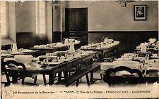 CPA PARIS 16e-Pensionnat de la Providence de Passy-Le Réfectoire (325671)