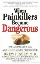 When Painkillers Become Dangerous: What Everyone Needs to Know About OxyContin a
