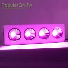 Full Spectrum COB Reflector 800W LED Grow Light panel Hydro Plants Veg Flowers