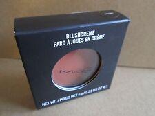 MAC CHEERY BLUSHCREME DISCONTINUED NEW IN BOX VERY RARE BLUSH CREME CREAM