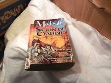 Scion of Cyador, L. E. Modesitt, Jr., 2001, paperback, cover very worn