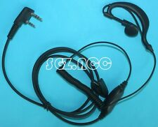 Clip Ear Earpiece Headset Mic for Kenwood TH77 TH77A TH77E TH78 TH78A TH78E TH79