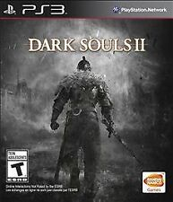 Dark Souls II (Sony PlayStation 3, 2014) BRAND NEW SEALED