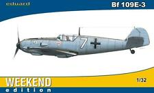 EDUARD 3402 WWII German Bf 109E-3 Fighter in 1:32