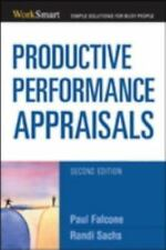 NEW - Productive Performance Appraisals (Worksmart Series)