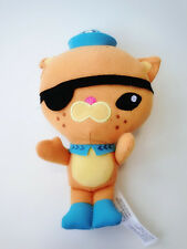 "Original Fisher Price Octonauts 7"" Plush Doll Kwazii New"