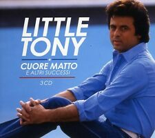 Little Tony, Tony Li - Cuore Matto E Altri Successi [New CD] Germany - Import