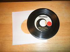 DON RANDI  baby you dont understand nothin / mexican sunset PALOMAR    45