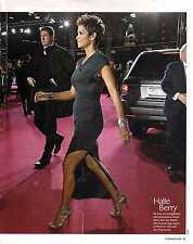 Q40 Clipping-Ritaglio 2013 Halle Berry chi se ne frega di quel che pensa la...