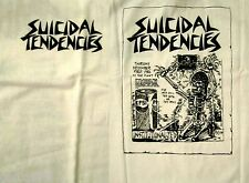 SUICIDAL TENDENCIES cd lgo INSTITUTIONALIZED Official SHIRT LRG New still cyco