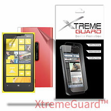 XtremeGuard LCD FULL BODY Screen Protector Skin For Nokia Lumia 920 Pureview