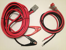 2 GAUGE 33 FT UNIVERSAL QUICK CONNECT WIRING KIT, TRAILER MOUNTED WINCH 2201B