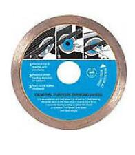 Plasplugs 80mm. 22mm Diamond Cut Wheel Disc Wheel for Compact Plus Tile Cutter