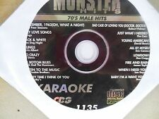Monster Hits Karaoke CD+G vol-1135/ Leo Sayer,Wings,David Bowie,James Taylor+