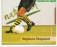 236 STEPHANE CHAPUISAT 2 SUISSE TOP-STARS IN ACTION STICKER FUSSBALL 1995 PANINI