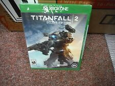 Brand New Titanfall 2: Deluxe Edition (Microsoft Xbox One, 2016) SEALED