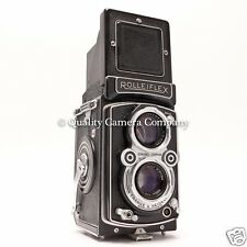 Rolleiflex 3.5 MX Type 2 - EARLY 1950s TLR - SUPER SHOOTER ZEISS TESSAR - CLA'd