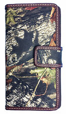 Official Mossy Oak Women Camo Wallet Ladies Camo Western Wallet BT-4