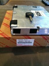 Lexus Engine Control Module Unit Is300 2001-2002 Oem With Programed Master Key.