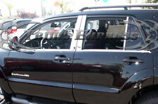 2003-2009 Toyota 4 Runner 4Runner 6Pc Chrome Pillar Post