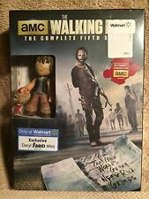 The Walking Dead The Complete 5th Season Exclusive Edition w/ Daryl Mini DVD