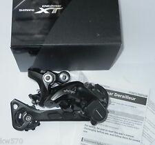 XT - Cambio Shimano RD-M8000 Shadow SGS cage long/long suitable for 11v/s b -NEW