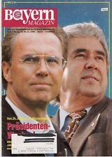 Bayern Magazin 8/46 , Bayern München - Leverkusen , 26.11.1994