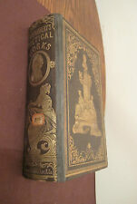 antique James Montgomery's poetical works 1860 poetry book Crosby R Griswold