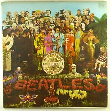 "12"" LP - The Beatles - Sgt. Pepper's Lonely Hearts Club Band - #L7559"