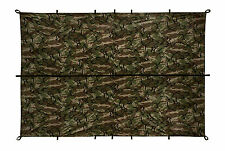 Aqua Quest Defender Tarp - 100% Waterproof - 2 x 3m / 10 x 7ft Medium - Camo