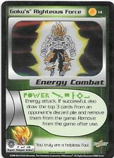 Dragonball Z TCG *Gratis Schutzhülle* | Goku's righteous force #14 | 2000