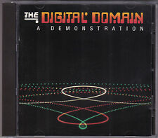 The Digital Domain - A Demonstration - CD (1983 West German Target 9 60303-2)