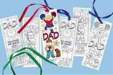 1Color Your Own Dad Bookmark**Free S/H when u buy 6 items from my store
