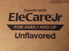 Elecare Unflavored Jr Powder Formula Case Of 6 Cans Jun-01-18 Or Later Complete