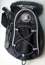 CMC MINI DAY PACK™ Black Biking Backpacks 5 Compartments 2 zippered Tour Sports